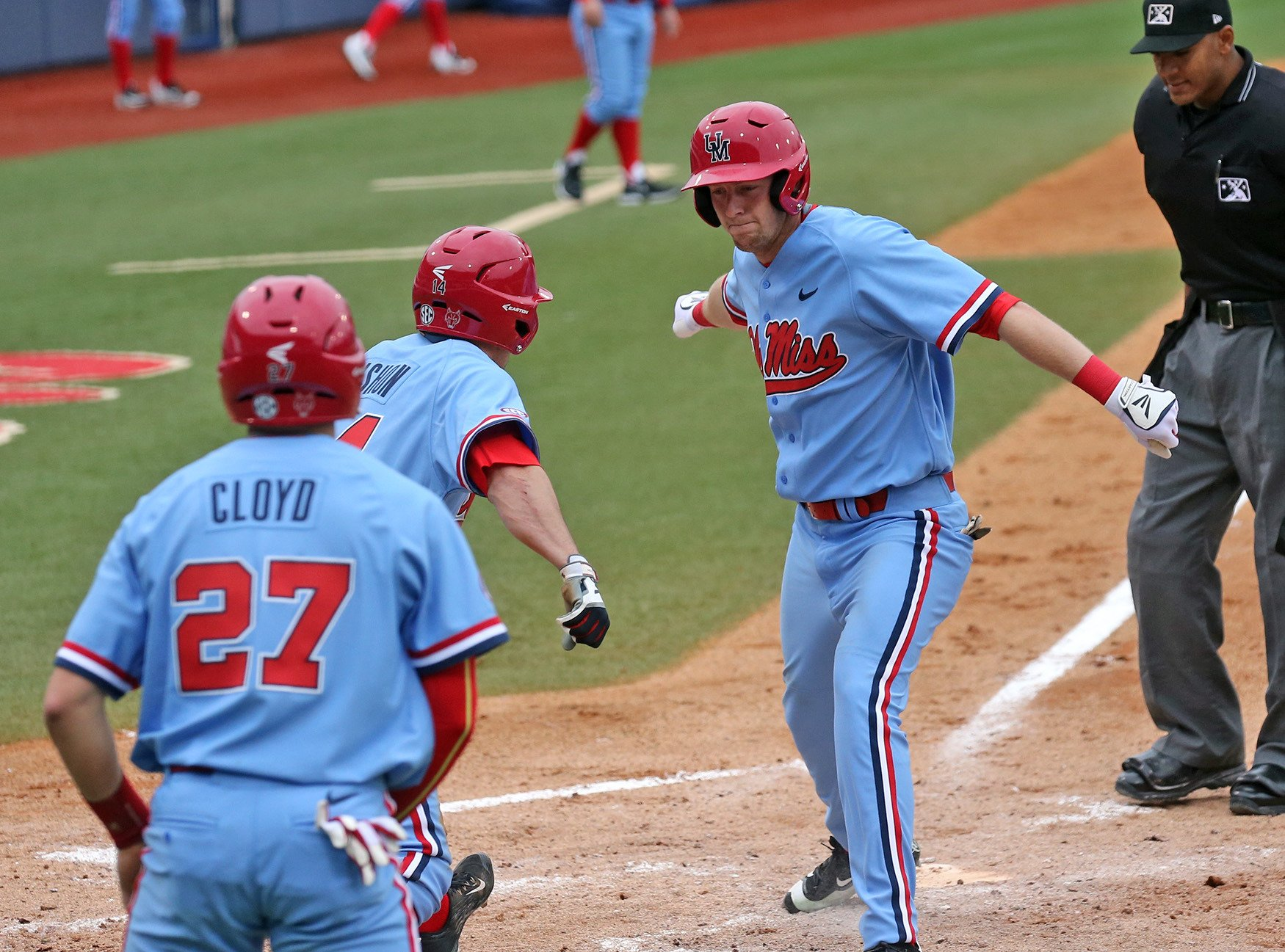 the latest 5fcc2 63d85 Ole Miss Baseball and
